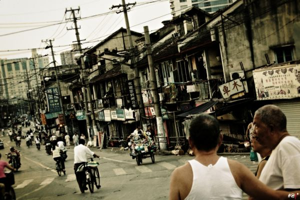Streets of Shanghai