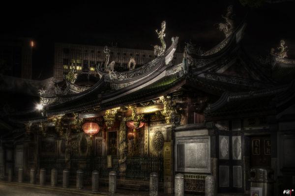 Tian Fu Gong temple singapore