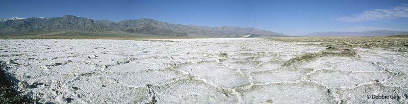 Salt Pans - Death Valley
