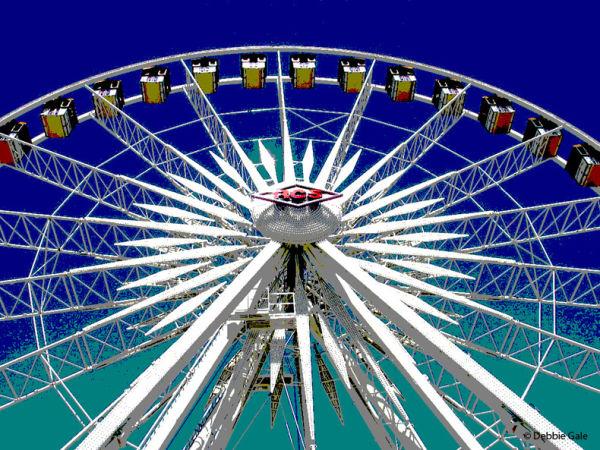 Ferris Wheel, California State Fair