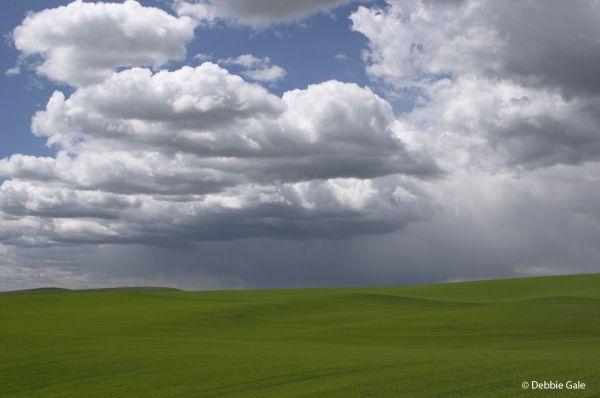 Shower Clouds