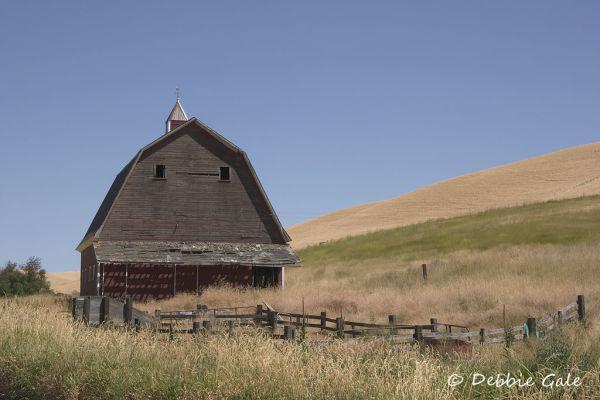 Harvest Time Barn