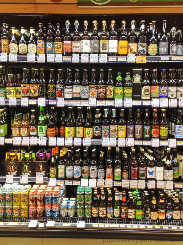 The Beer Section