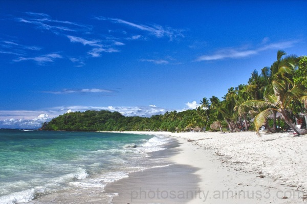 Mana Island View