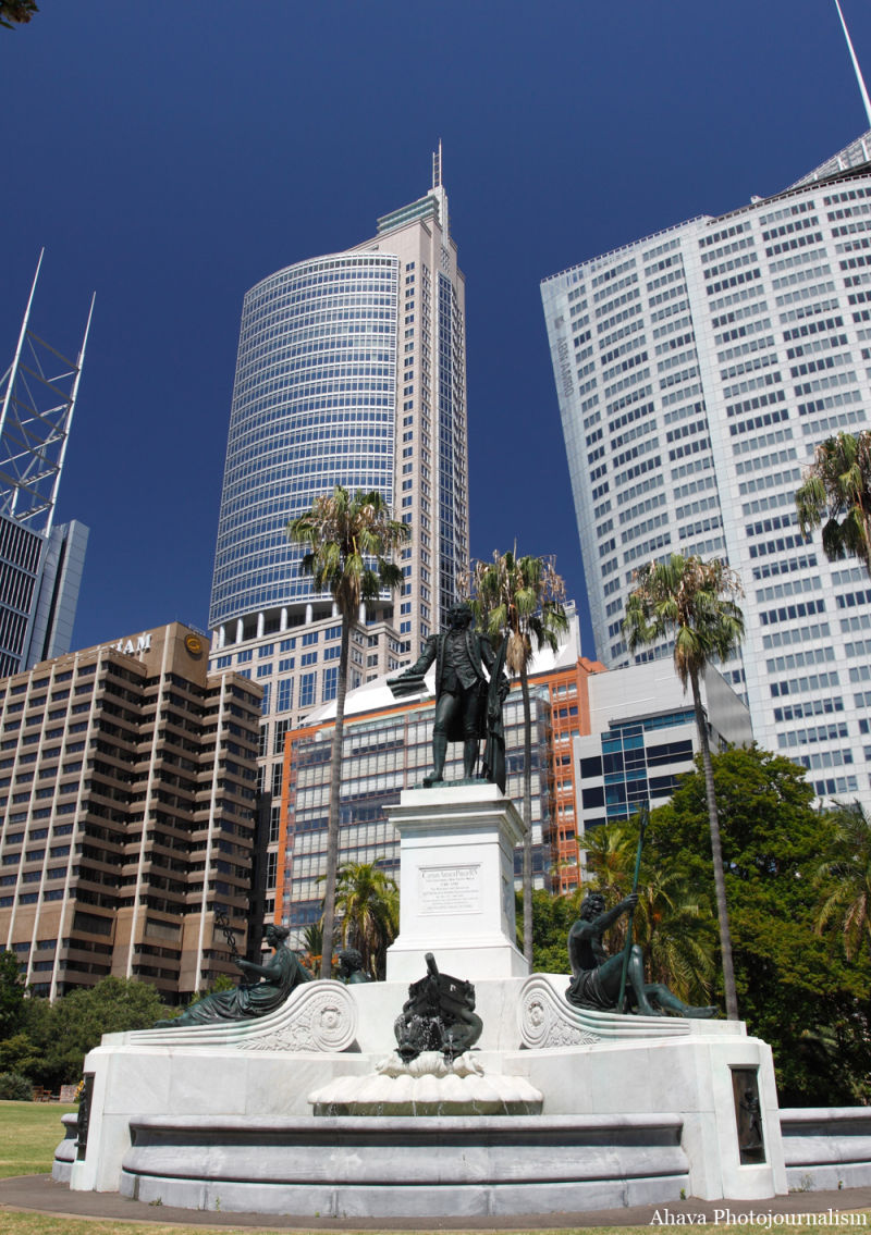 Macquarie Street Fountain
