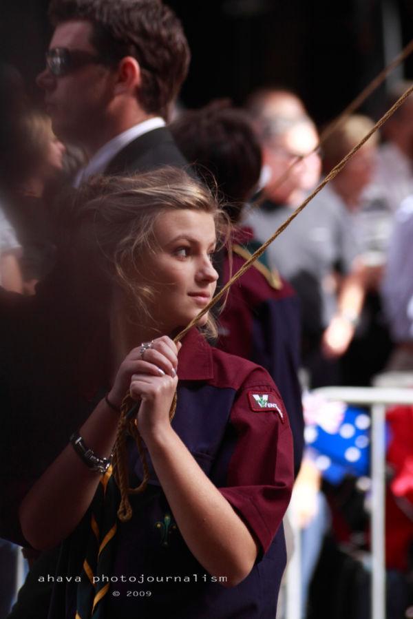 ANZAC Day Parade 2009