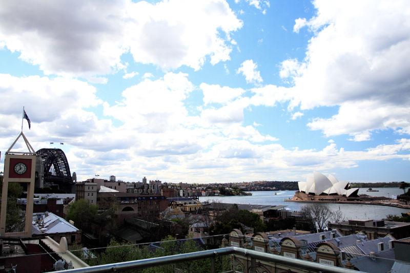 Sydney Harbour Bridge Opera House