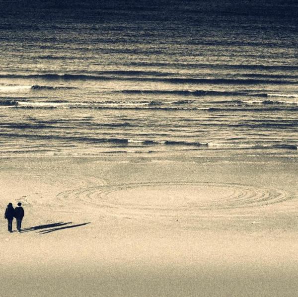 Lost shadow...