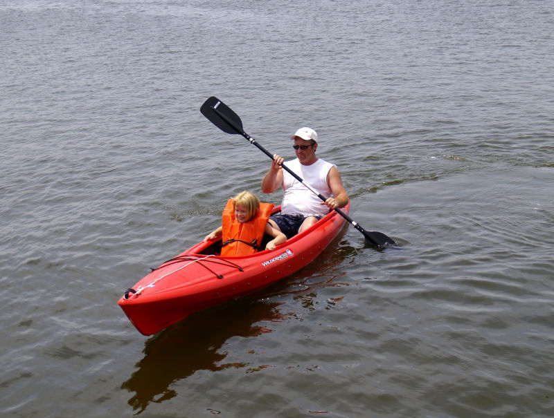 John on Water