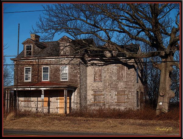 Abandoned Police Station