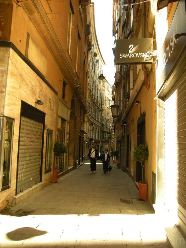 Centro Storico, Genoa