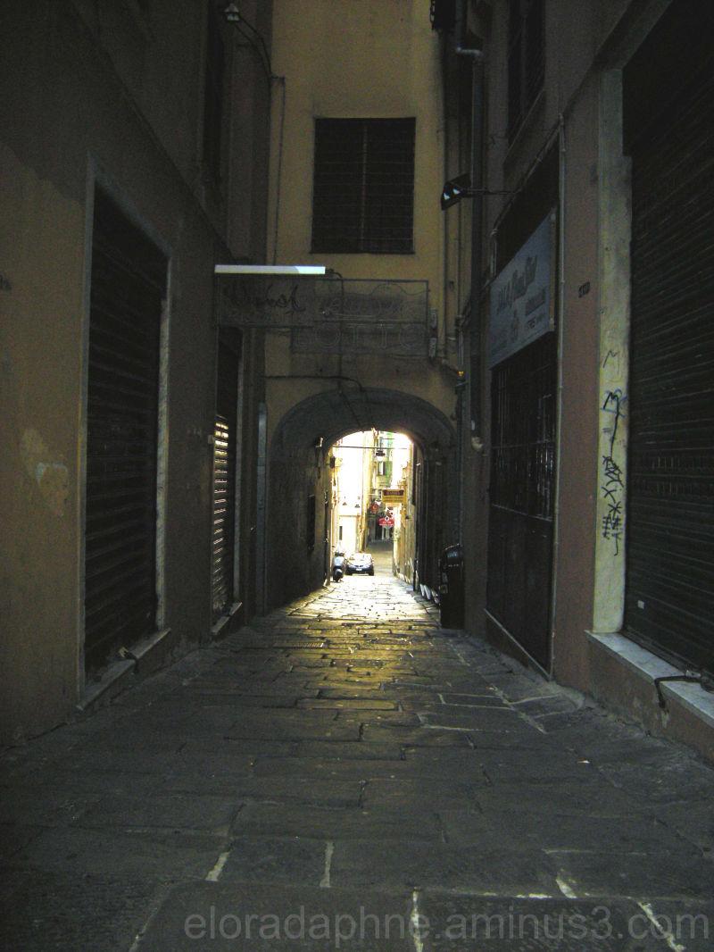 Centro Storico, genova