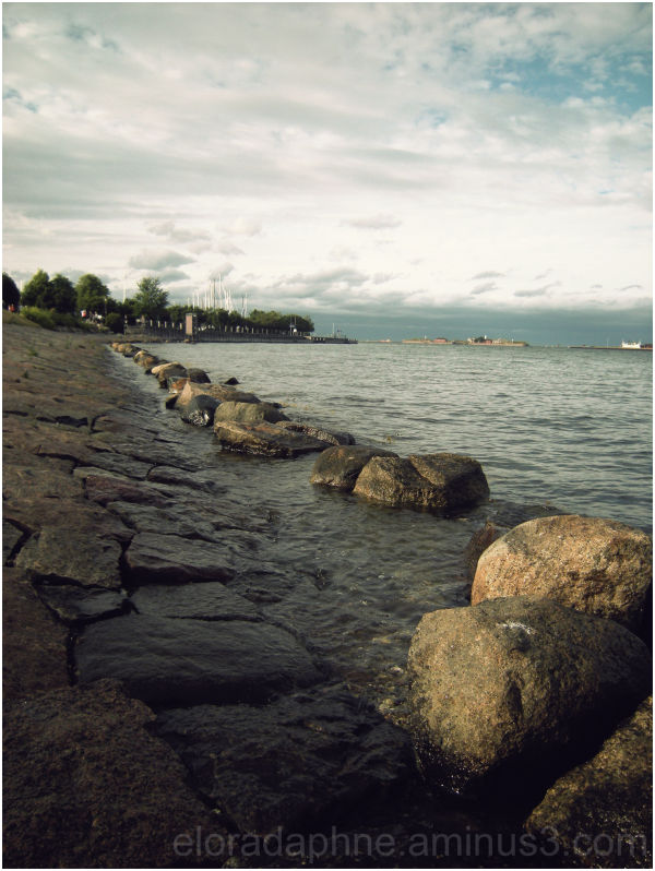 copenhagen shoreline