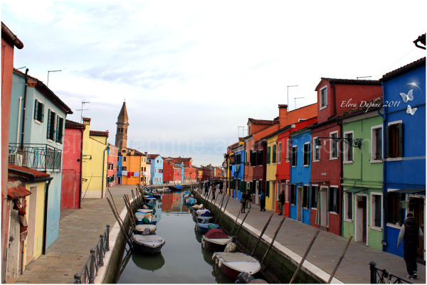 burano main road