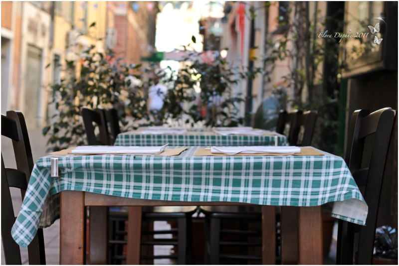 table in italy