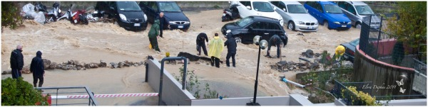 genoa italy flood