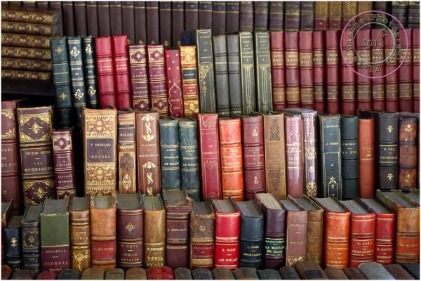 antique books paris