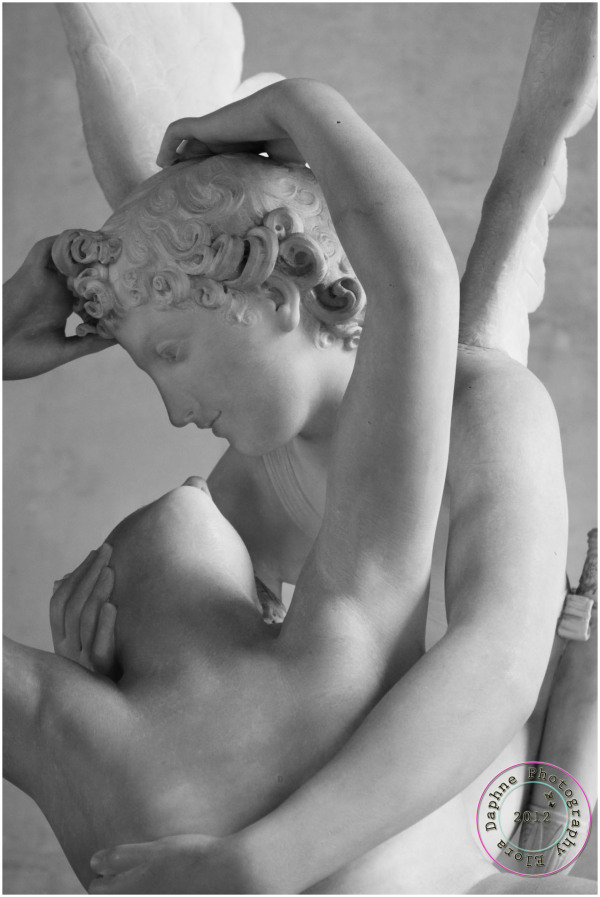 louvre cupid and psyche antonio canova