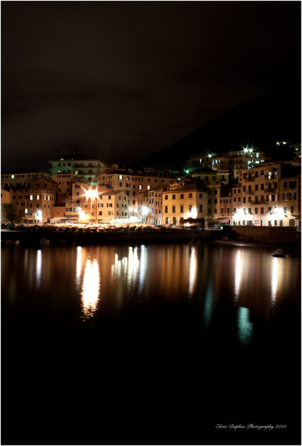 nervi night photography