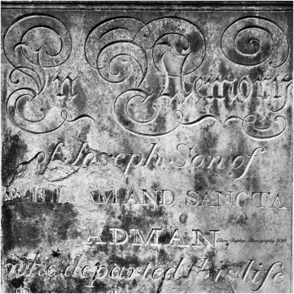 tombstone chesterfield