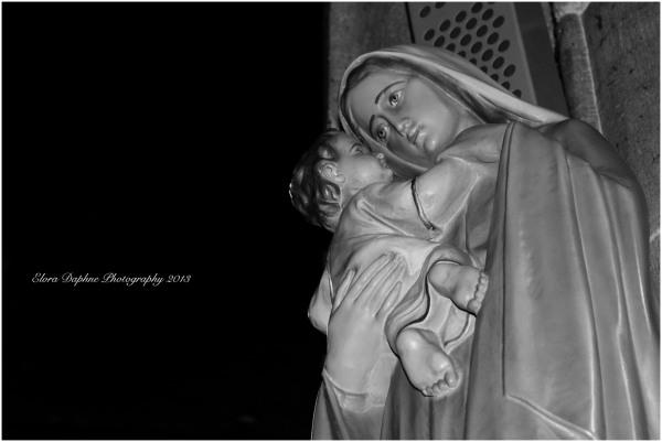 st mary's church chesterfield