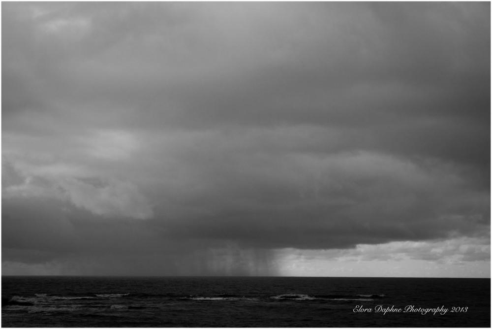storm off aberystwyth