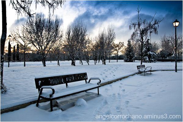 the last snowfall