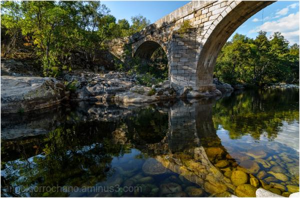 Puente románico de Tormellas