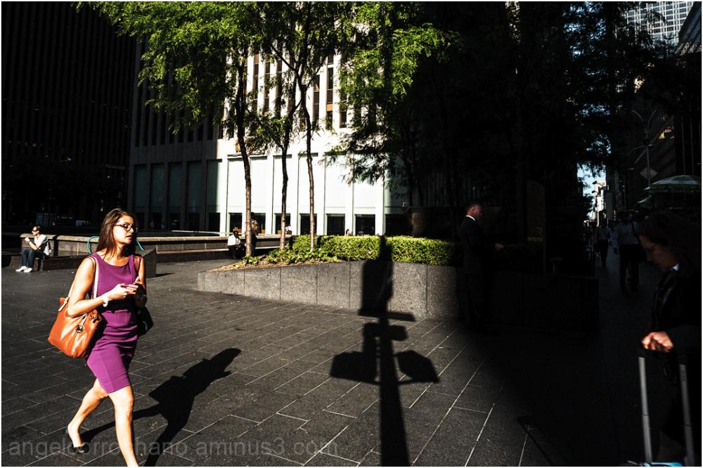 Caminando hacia el Empire State
