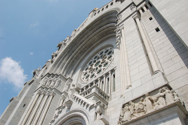 Cathedral in Quebec!