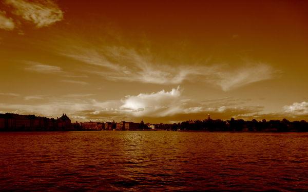 Baie de Stockholm