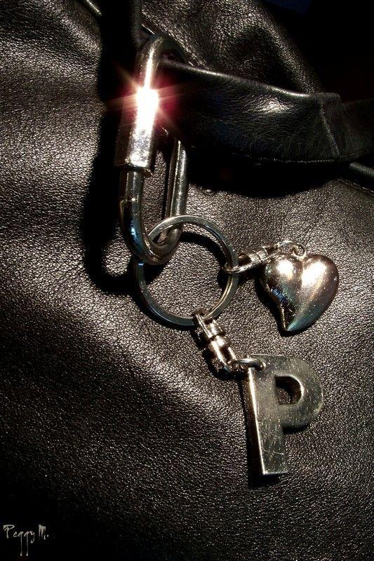 """Un Coeur en """"P""""."""