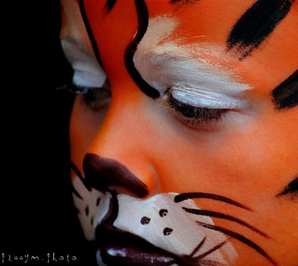 Réveille Le Tigre qui est en Toi...
