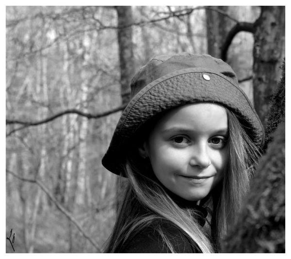 Petit ange des bois...