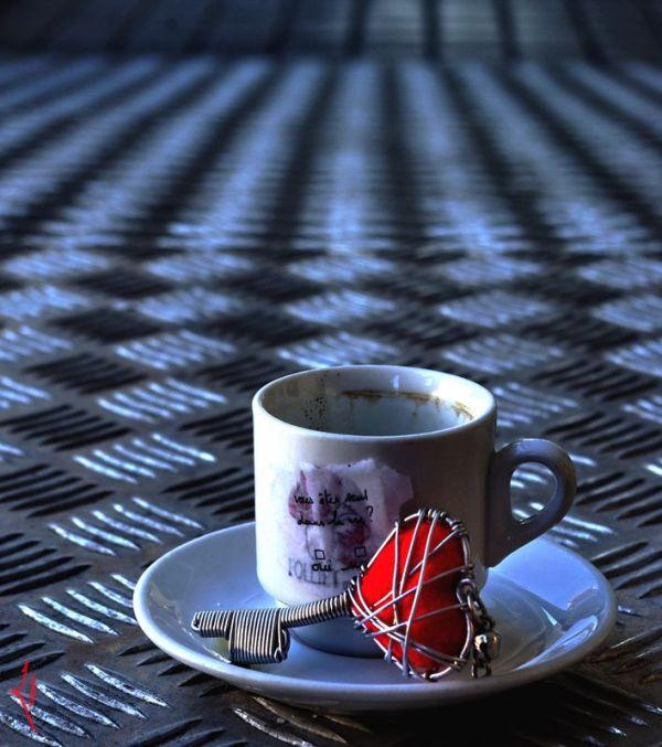 Le café secret ...