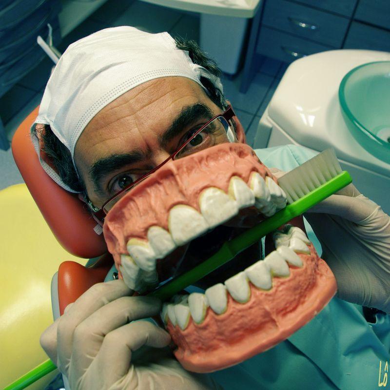 Fantaisie dentaire...