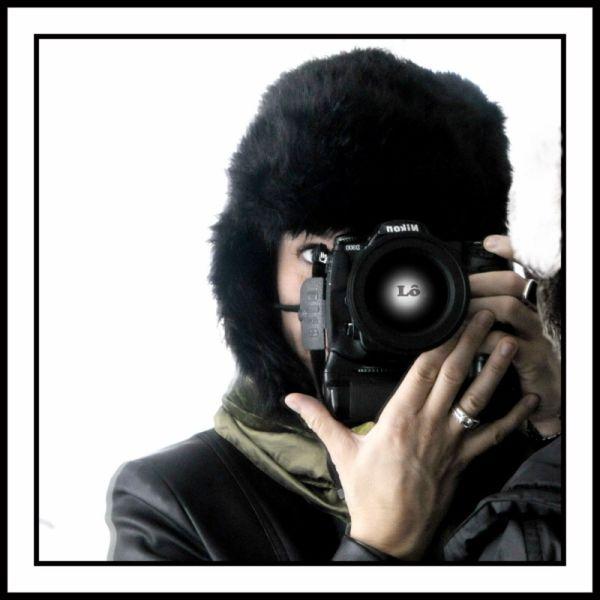 Autoportrait hivernal!