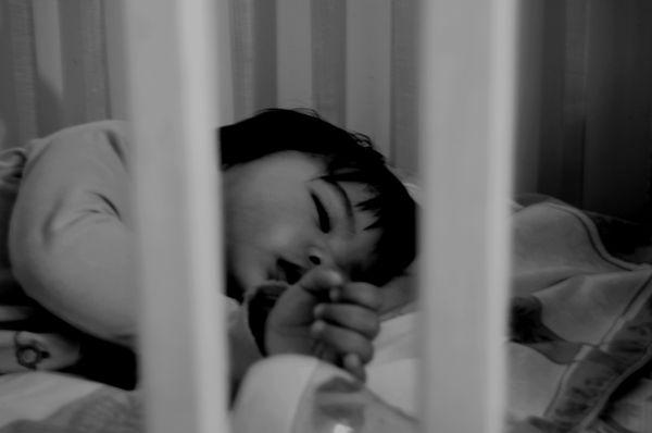 Sleeping Like A Baby....