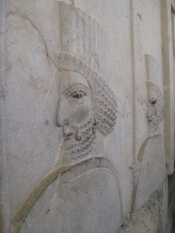 Achaemenian soldiers