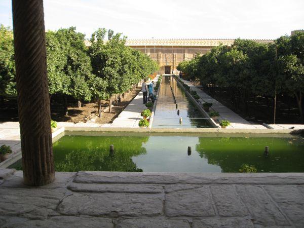 Karim khan's  castle