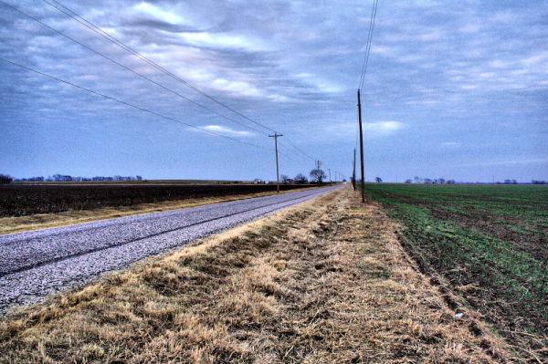 Buck Creek road