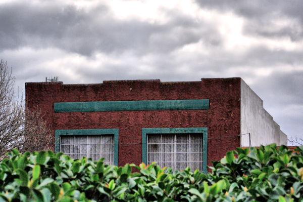 Sulpur Springs Texas town center