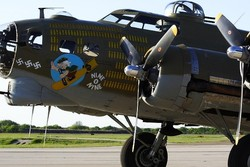 b17 bomber from ww2