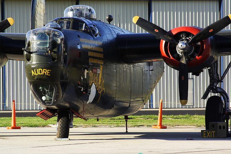 b-24 bomber