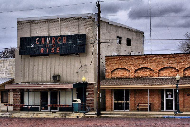church in cooper texas