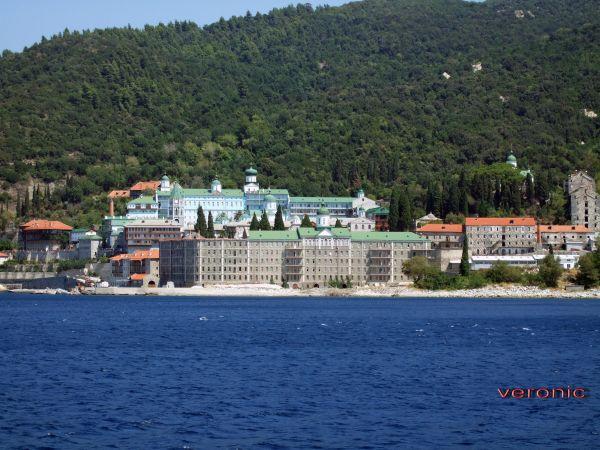 Greece *10 ATHOS- Russian Church