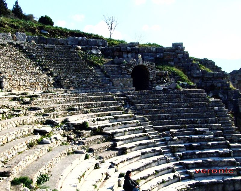 Turkey *8 Amphitheater at Ephesus