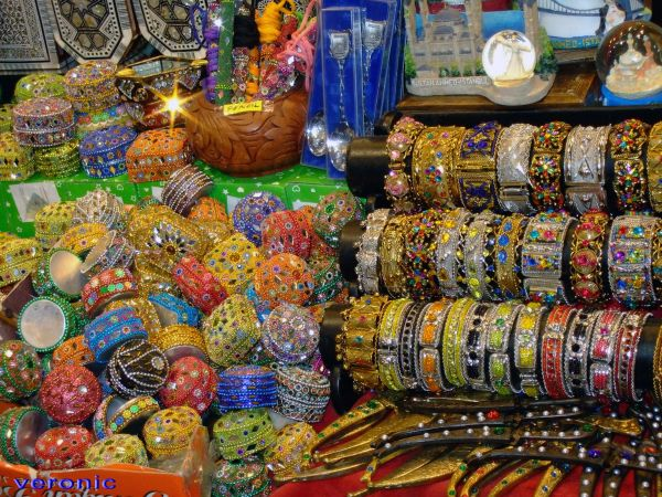 The colours of Turkey Bazaar
