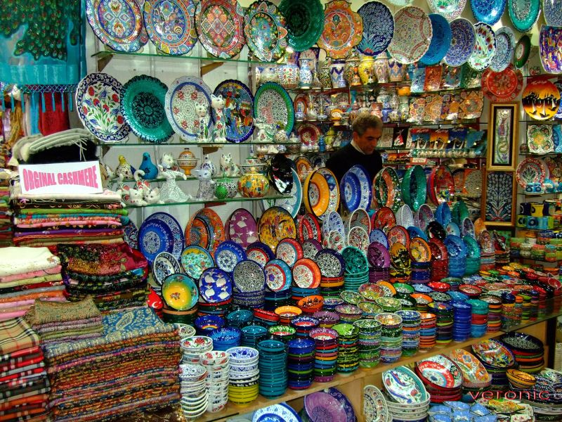 The colours of Turkey *3 Bazaar