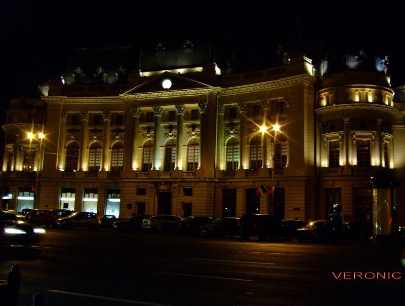 Bucharest again